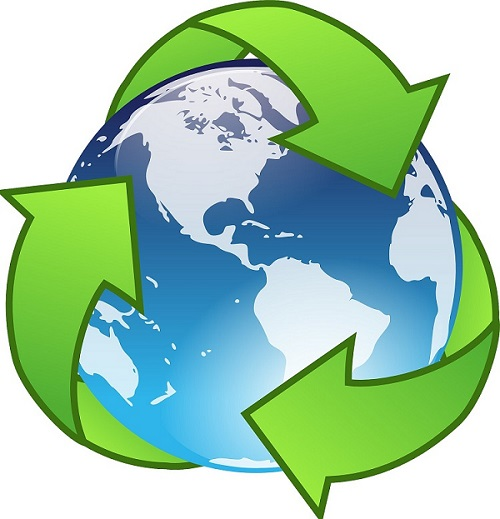Recycle, it's our future!